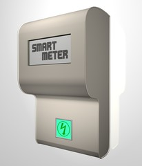 smart meter [intelligenter Stromzähler]