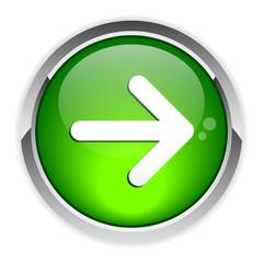 button arrow sign.