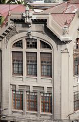 Edificio antiguo.