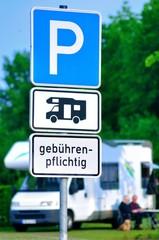 Stellplatz Reisemobil