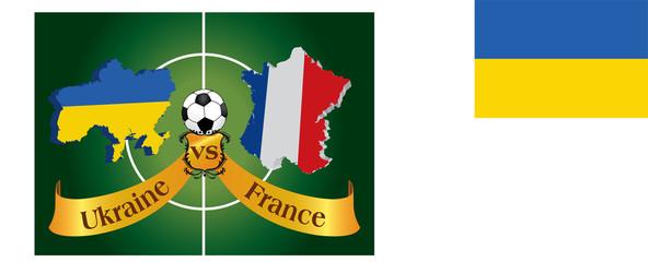 Europei Ucraina VS Francia