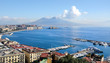 Quadro naples panoramic view