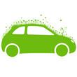 Auto Umweltfreundlich Illustration