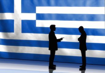 Greek Politicians Blaming