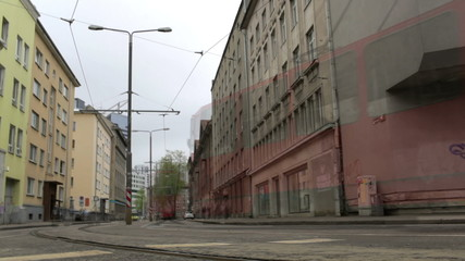 City TimeLapse. Tallinn, Estonia.