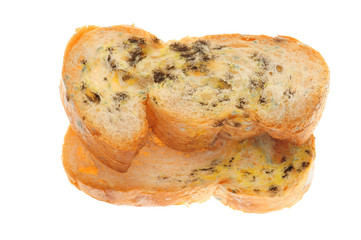 Mold Growing On A Stale Breads