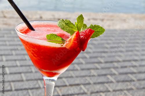 Erdbeer Daiquiri