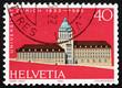 Postage stamp Switzerland 1983 Zurich University