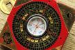 Leinwanddruck Bild - 羅庚 Luopan 羅盤 Китайский компас Kompas
