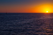Sunset in Cabo San Lucas
