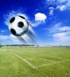 Fussball Ecke
