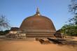 Rankot Vihara,Buddhist temple ruins in Polonnaruwa,Sri Lanka