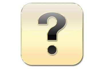botón oro pregunta