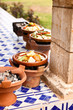 tajine cooking at restaurant in morocco Africa