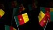 cameroon_flag_crowd_3d_loopable
