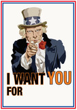 Oncle_Sam-I want you poster