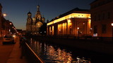 St. Petersburg, Church of Savior on the Blood in White Nights