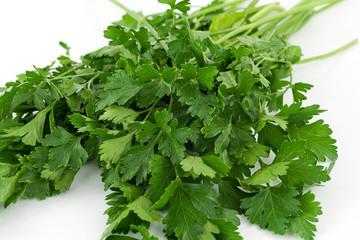 parsley, coriander