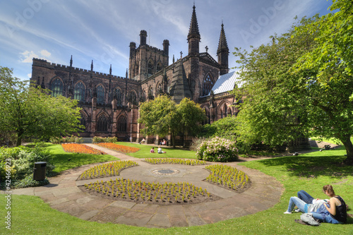 Chester Cathedral, UK.