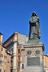 Campo dei Fiori - Monumento a Giordano Bruno