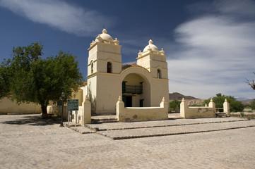 Cachi church, Argentina