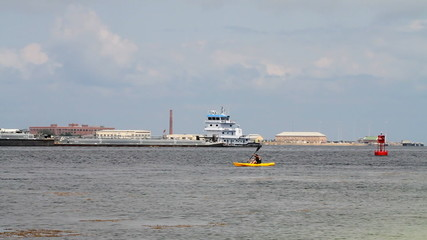 Pensacola Bay Boating