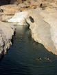 Natural Wadi in Oman