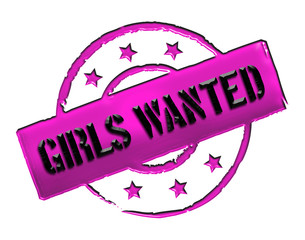 Stamp - GIRLS WANTED