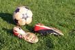 wichtige Dinge für Fussball
