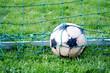 Tor beim Fussballspiel