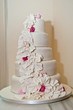 canvas print picture - Wedding Cake