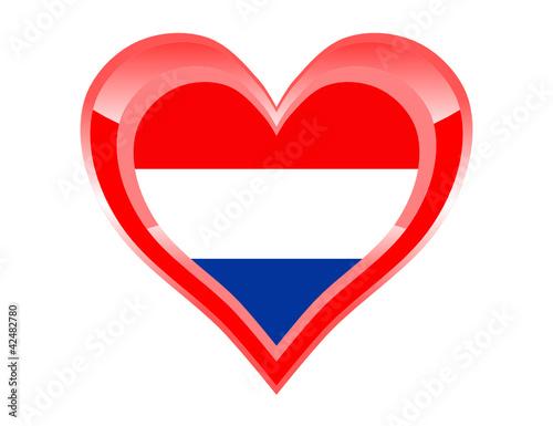 flaga holandi