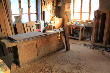 interno falegnameria
