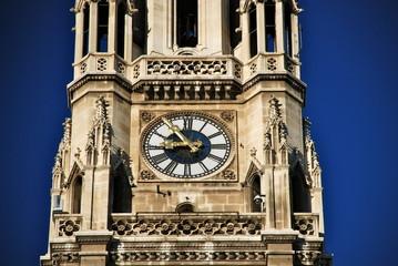 Rathaus Clock, Vienna