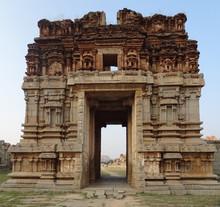 AchyutaRaya Temple de Vijayanagar
