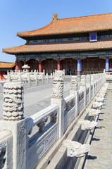Tag 4 - Peking - Verbotene Stadt