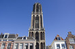 Dom Tower of Utrecht, Holland