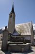 Guarda im Engadin, Schweiz