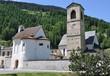 Kloster Müstair im Münstertal, Schweiz