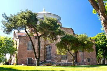 Hagia Irene church, Istanbul
