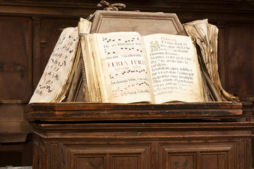 books of gregorian song