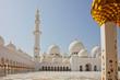 Sheik Zayed Moschee Abu Dhabi