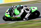 Fototapete Meisterschaft - Beschleunigen - Motorsport