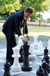 strategischer Schachzug