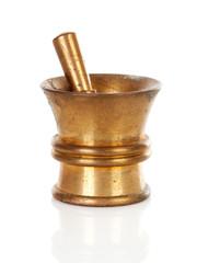 Copper mortar