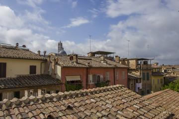 Panorama - Siena, Toscana, Italia