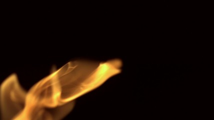 Fire Flame, Slow Motion
