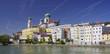Dreiflüßestadt-Passau - Altstadtpanorama