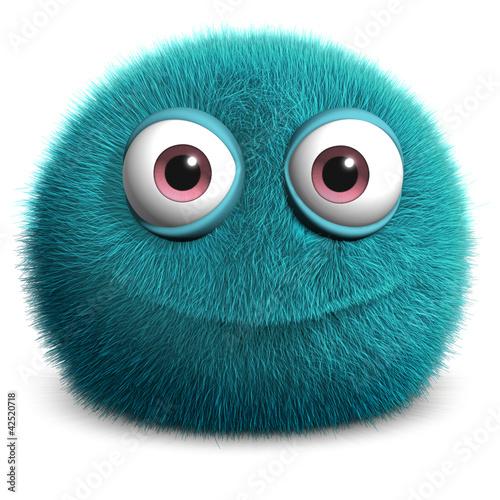 blue alien - 42520718