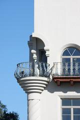 Balcony. 2.